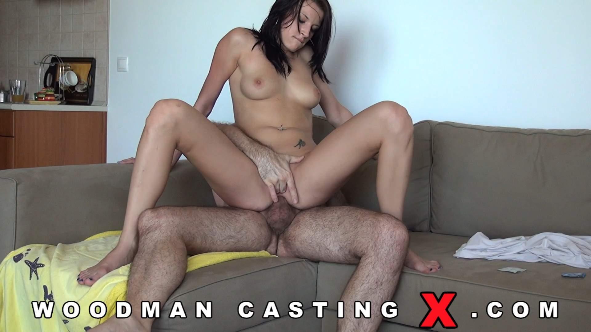 Кастинг.вудмана.порно