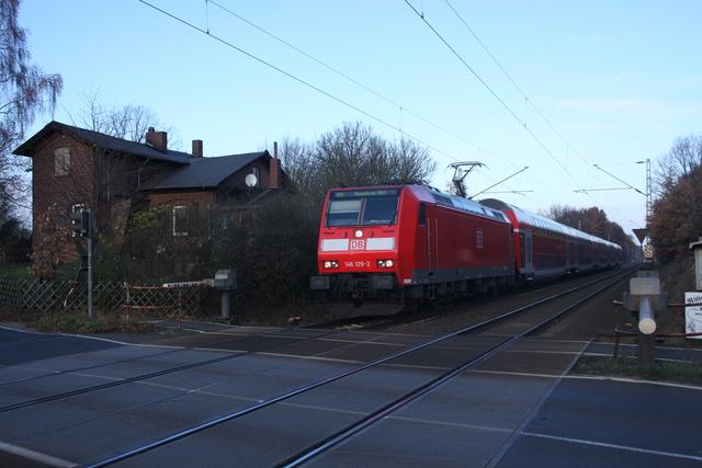 146 129-2 Frachtweg