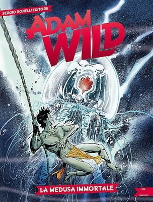 Adam Wild N.21 - La Medusa Immortale (2016)