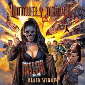 Untimely Demise – Black Widow (2016)