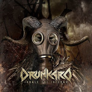 Drunkard - Inhale The Inferno (2016)