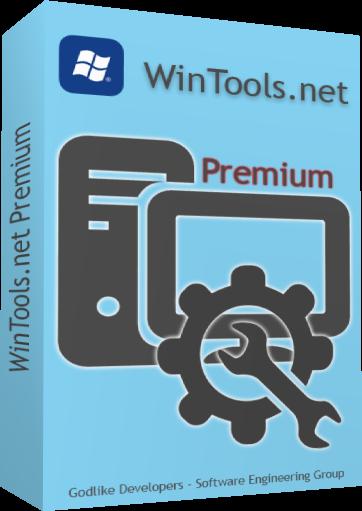WinTools.net - Professional/Premium 17.6.1 Multilingual inkl.German