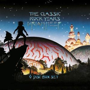 Uriah Heep – The Classic Rock Years (Box Set) (6CD) (2016)