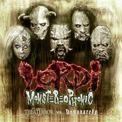 Lordi - Monstereophonic (Theaterror vs Demonarchy) (2016)