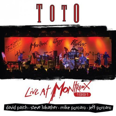 Toto - Live At Montreux 1991 (2016)