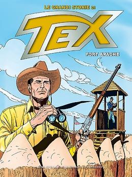 Le Grandi Storie di Tex 39 -  Fort Apache (2016)