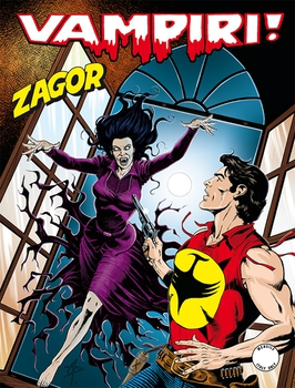 Zagor - 616 (Zenith 667) - Vampiri! (2016) - ITA