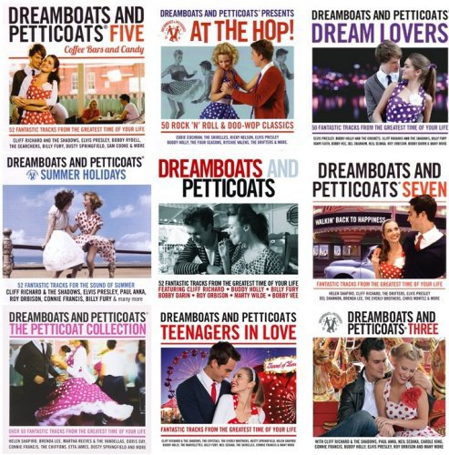 VA - Dreamboats And Petticoats - Collection (2007-2017)