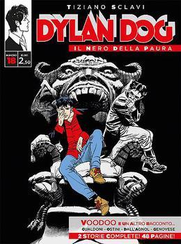 Dylan Dog - Il Nero della Paura - 18 - Voodoo (2016)
