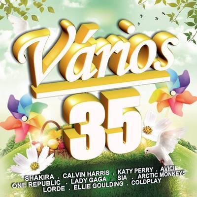 VA - Vários 35 [2CD] (2014) .mp3 - 320kbps