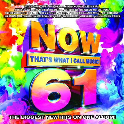 Now That's What I Call Music! 61 (2017)