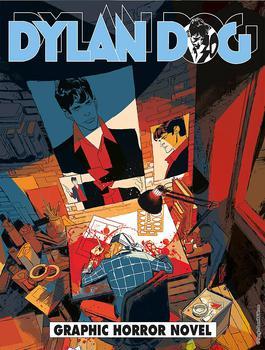 Dylan Dog - Volume 369 - Graphic Horror Novel (2017)