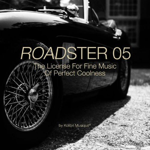Roadster 05 The License For Fine Music (By Alessandro Garofani) (2017)