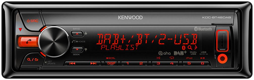 neues dab radio mit freisprecheinrichtung. Black Bedroom Furniture Sets. Home Design Ideas