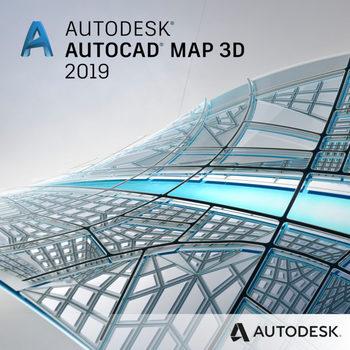 Autodesk AutoCAD Map 3D 2019.1 - ITA