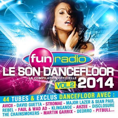 VA - Fun Radio Le Son Dancefloor 2014 Vol.02 (2014) .mp3 - V0