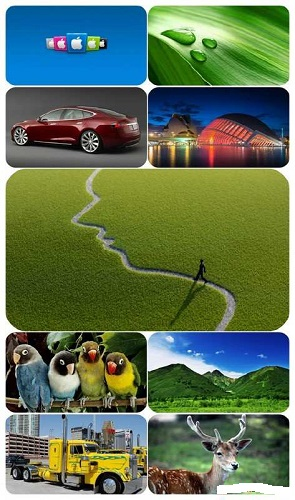 Beautiful Mixed Wallpapers Pack 628