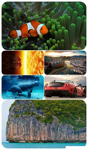 download Beautiful.Mixed.Wallpapers.Pack.715
