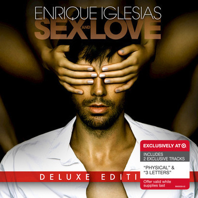 Enrique Iglesias - Sex And Love (Target Deluxe Edition) (2014) .mp3 - 320kbps