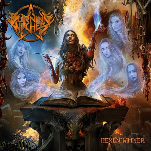 Burning Witches - Hexenhammer (Limited Edition) (2018) 320 KBPS