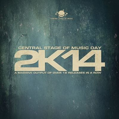 VA - Central Stage Of Music Day 2K14 (2014) .mp3 - 320kbps