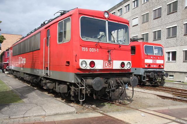 155 001-1 Bombardier Hennigsdorf