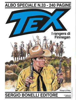 Tex Willer - Albo Speciale N.33 - I Rangers di Finnegan (2018)