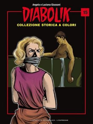 Diabolik - Collezione Storica a Colori 15 (10/2017)