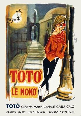 Totò le Mokò (1949) DVD5 Copia 1:1 - ITA