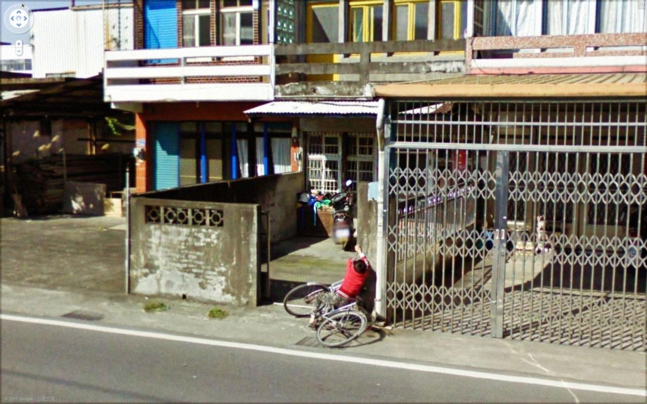 Nietypowe sceny z Google Street View #4 20