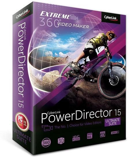 CyberLink PowerDirector Ultimate Suite 15.0.2026.0 Multilingual inkl.German