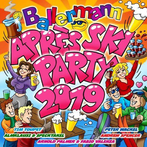 download Ballermann Apres Ski Party 2019 (2018)