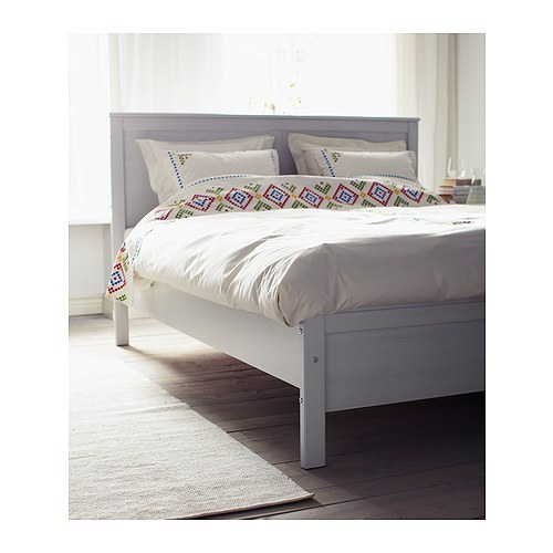 ikea nyvoll bed frame instructions