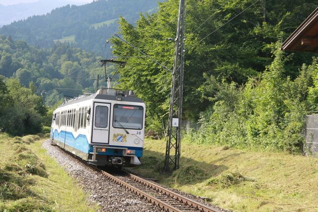 16 Ausfahrt Garmisch-Partenkichen