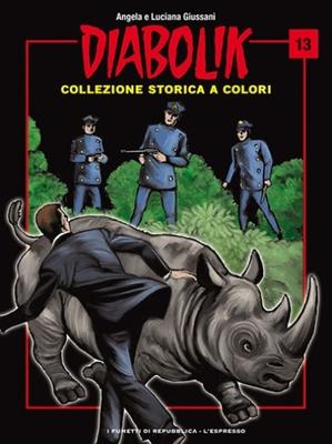 Diabolik - Collezione Storica a Colori 13 (09/2017)