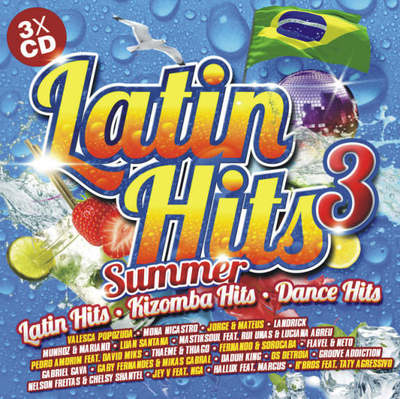VA - Latin Hits Summer 3 [3CD] (2014) .mp3 - 320kbps