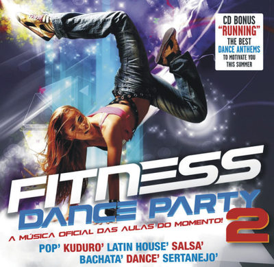 VA - Fitness Dance Party Vol.02 [2CD] (2014) .mp3 - 320kbps