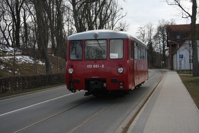172 001-0 Neustrelitz  Hafen