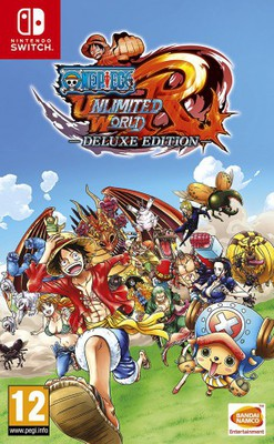 [PC] One Piece: Unlimited World Red - Deluxe Edition (2017) Multi - SUB ITA