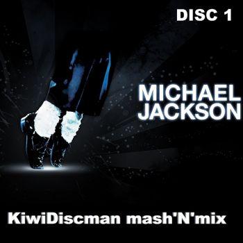 MICHAEL JACKSON (KIWIDISCMAN MIX N MASH)