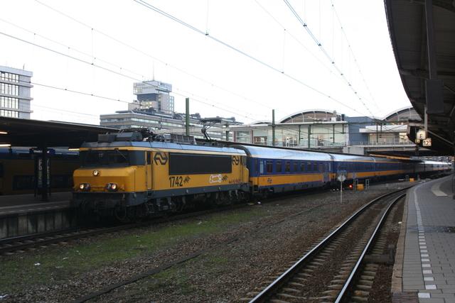1742 + 1748 Utrecht Centraal