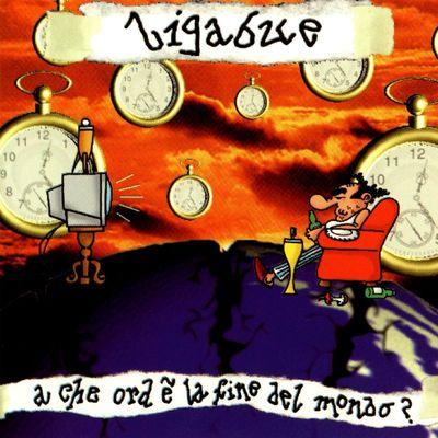 Ligabue - A che ora è la fine del mondo? (1994).Flac