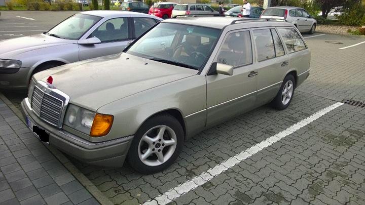 W124] Mercedes Benz 300TE - Sonstige - w201.com | 190er-Community
