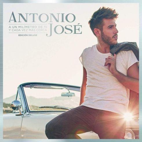 Antonio José – A Un Milímetro De Ti Y Cada Vez Más Cerca (Edición Deluxe) (2018)