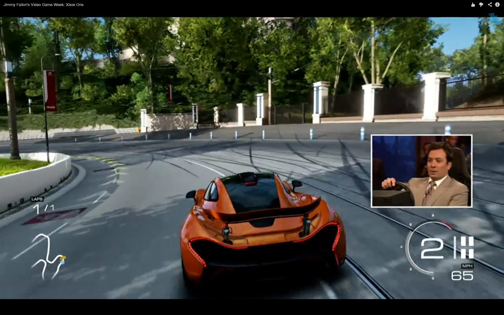 Forza 5 Comparison Screen 1