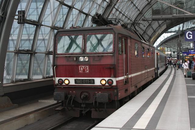 180 011-9 Berlin Hbf