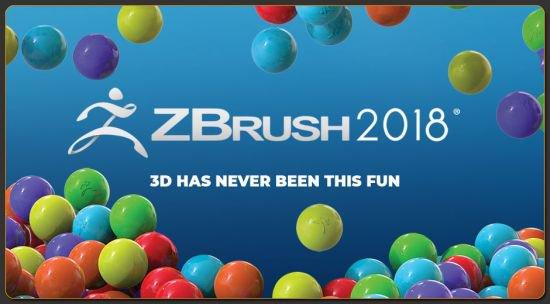 download Pixologic.ZBrush.2018.1