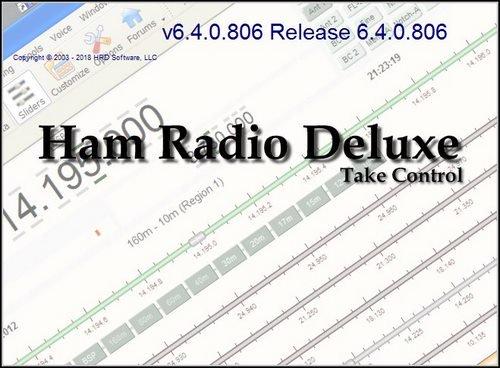 : Ham Radio Deluxe v6.4.0.886