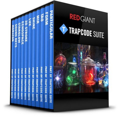 Red Giant Trapcode Suite v14.1.2 (x64)