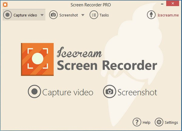 : Icecream Screen Recorder Pro v5.64